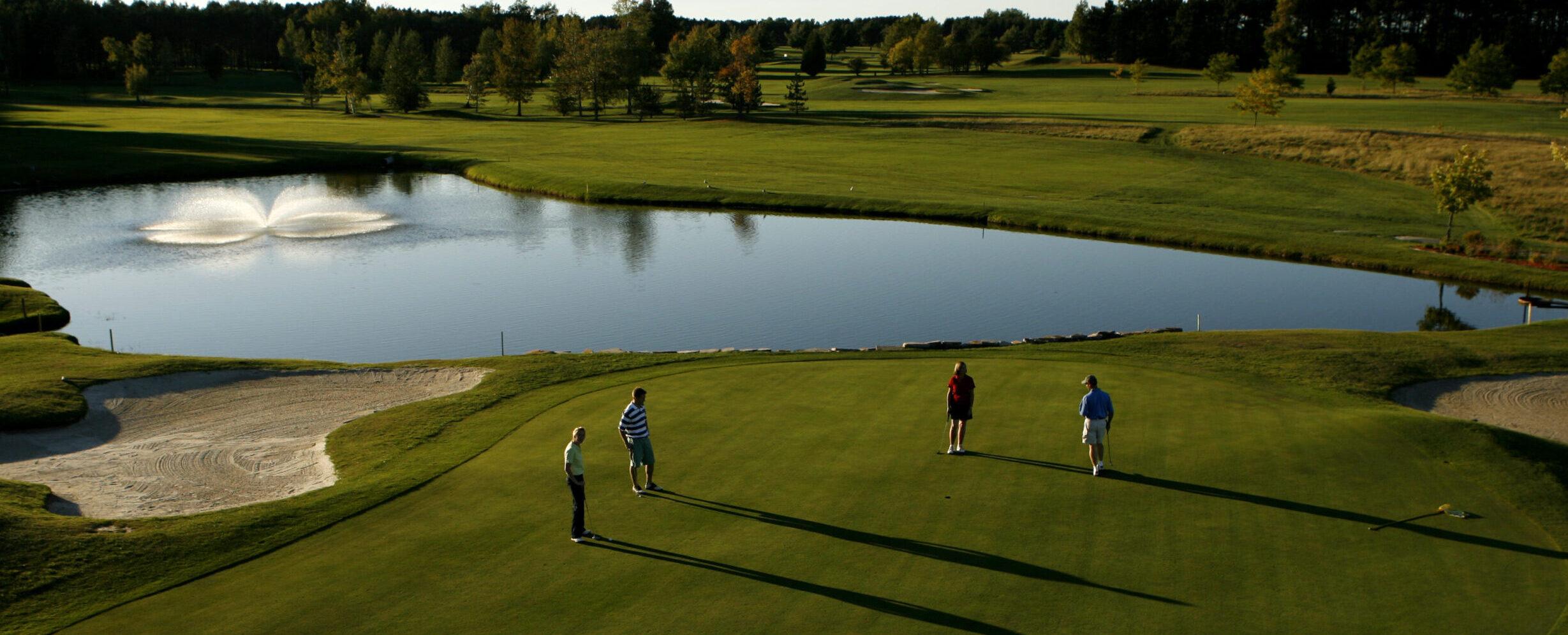 Golf New York State