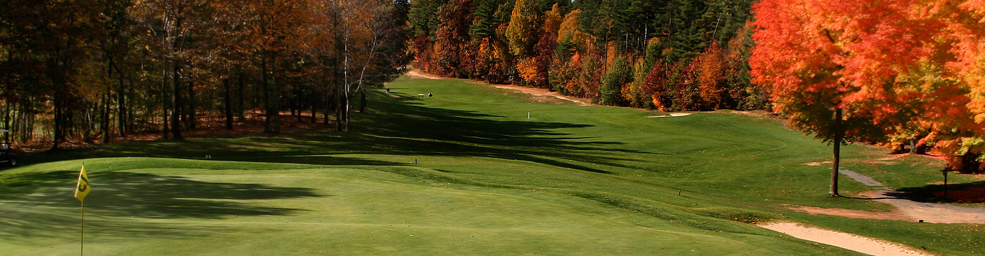 Saratoga Golf Packages