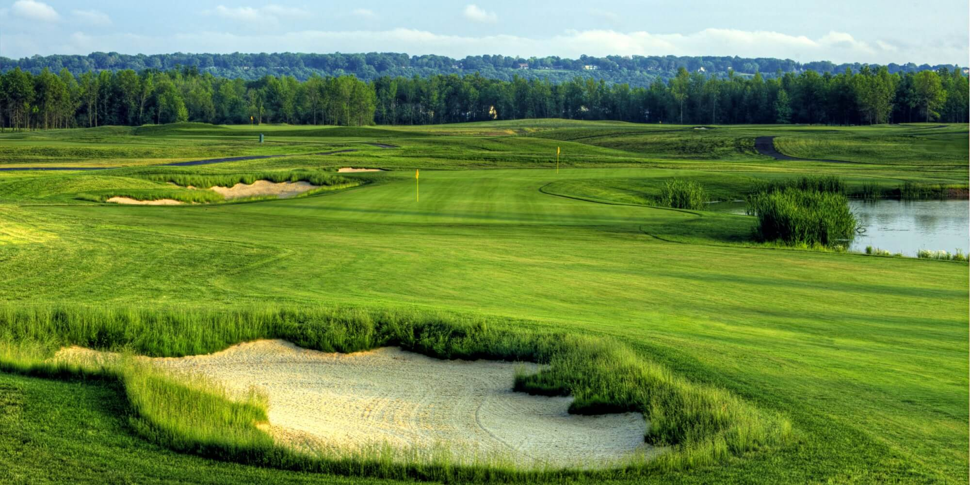 Upper New York State Golf Packages